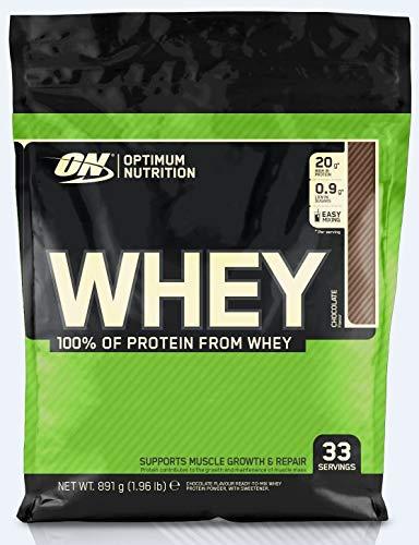 Optimum Nutrition ON Whey Protein Pulver, Eiweißpulver...