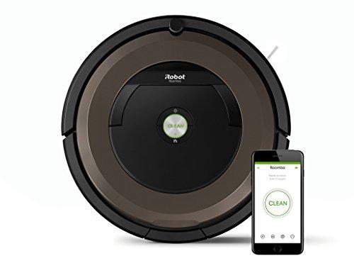 iRobot Roomba 896Saugroboter (0,6L, AeroForce, Teppich, Hartböden, Laminat,...