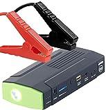 reVolt Autostarter: Notebook-strømbank med køretøjshopstarter og ...