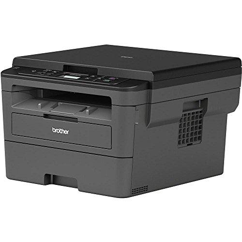 Brother DCP-L2510D Kompaktes 3-in-1 S/W-Multifunktionsgerät (30 Seiten/Min.,...