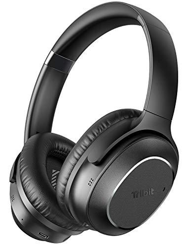 Tribit QuietPlus 72 Noise Cancelling kopfhörer - 32dB Hybride aktive...