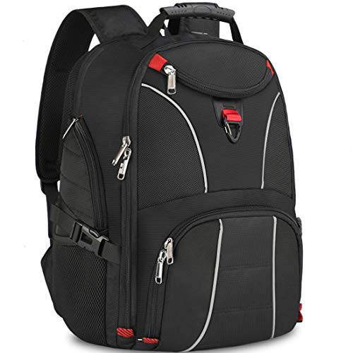 Mochila de viaje ligera antirrobo para laptop15.6-17 inch Para hombres y mujeres