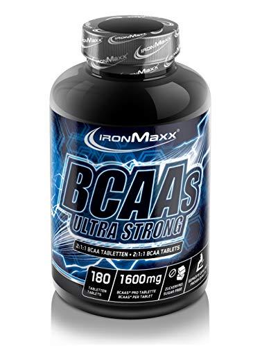 Планшеты IronMaxx BCAA Ultra Strong, 180