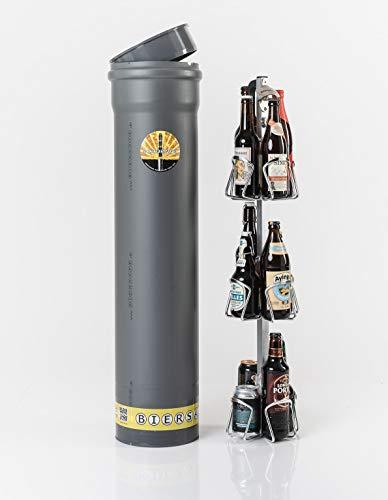BIERSAFE: 'Hoch die Zwölf ! Garten Erdloch Flaschenkühler/Getränke-Kühler/ERD-Kühlschrank, stromlos-Bier-Kühl-Gadget/für Outdoorküche