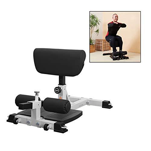 Hockgerät Für Sportfitnessgeräte Mit 5 Gängen Zur Einfachen Einstellung Kniebeugenmaschine Mit Tragbarem Beweglichem Rad
