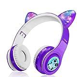 Kinder drahtlose Bluetooth-Kopfhörer-WOICE,...