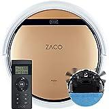 ZACO V5sPro vakuumrobot med tørkefunksjon, automatisk ...