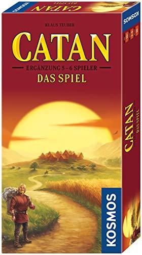 KOSMOS - CATAN - Ergänzung für 5-6 Spieler, neue...