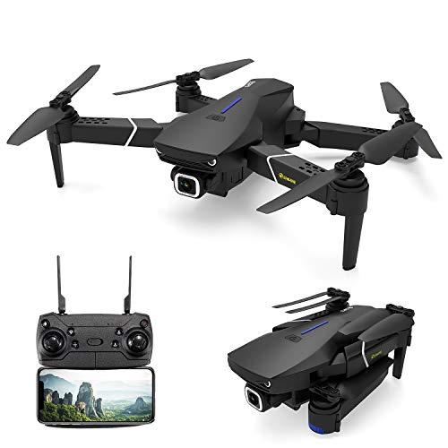 EACHINE E520S GPS Drohne mit 4k HD Kamera,5G WiFi FPV Live Übertragung,250M Reichweite,120°Weitwinkel,Follow-Me,App-Steuerung,16 Minuten Flugzeit,RC...