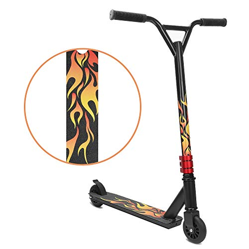 YOLEO Stunt Scooter - Pro Scooter- Robuster Funscooter mit ABEC 7 Kugellagern,...