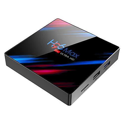Android 9.0 TV-Box Smart Media Box 4 GB RAM 32 GB ROM...