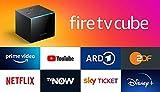 Fire TV Cube│ Håndfri med Alexa, ...