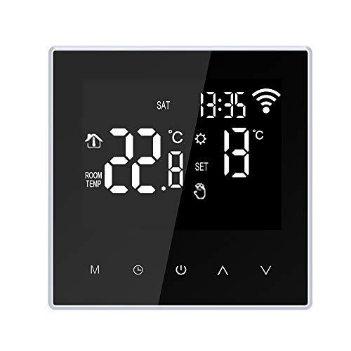 Thermostat WiFi Fußbodenheizung Smart Digitaler Programmierbare Raumthermostat...