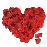 ASANMU 3000 stykker rosenblad, rosenblad rosenblad ...