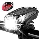 BIGO LED-fietsverlichting, StVZO-goedgekeurde fietsverlichting ...