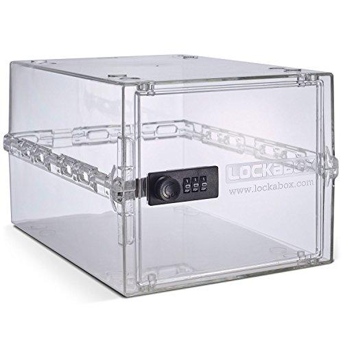 Lockabox One   Kompakte und hygienische Verschlussbox für Lebensmittel und...
