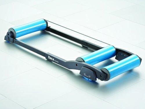 Tacx Heimtrainer Galaxia Rollentrainer, blau, One Size
