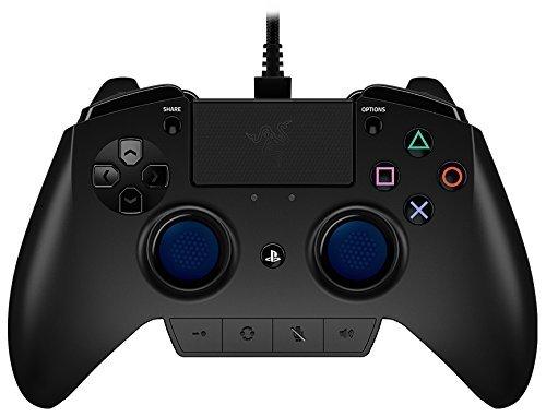 Razer Raiju Offizieller Playstation 4 Gaming Controller (PS4 Controller mit vier...