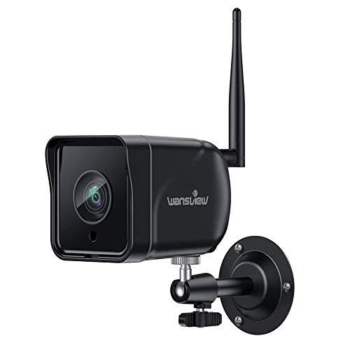 Wansview Überwachungskamera Aussen, WLAN IP Kamera...