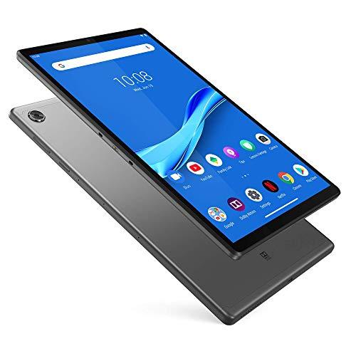 Lenovo Tab M10 FHD Plus 26,2 cm (10,3 Zoll, 1920x1200, FHD, IPS, Touch) Tablet-PC (Octa-Core, 4 GB RAM, 128 GB eMCP, WLAN, Android 9) grau