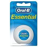 Oral-B essentiële floss, ongeparfumeerd, 50 m
