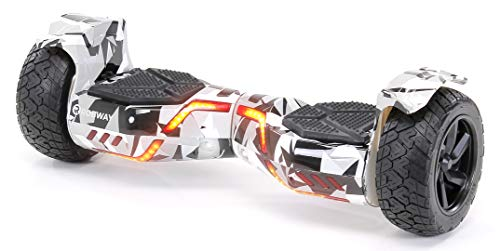 Robway X2 Hoverboard - Original - Offroad Edition - Samsung Brand Battery -...