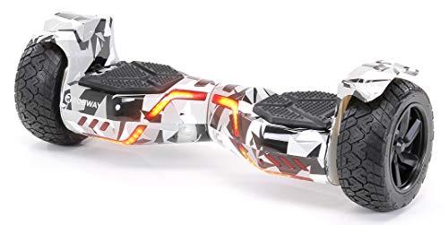 Robway X2 Hoverboard - Das Original - Offroad Edition - Samsung Marken Akku -...