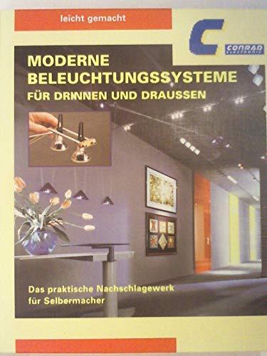 Moderne Beleuchtungssysteme für Drinnen und Draußen. Das praktische Nachschlagewerk für Selbermacher.
