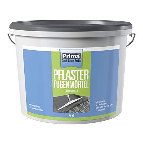 Prima Pflasterfugenmörtel 1 K 25 kg grau