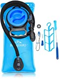 Bergcamp hydration bladder + cleaning set - waterproof bladder for the backpack to ...