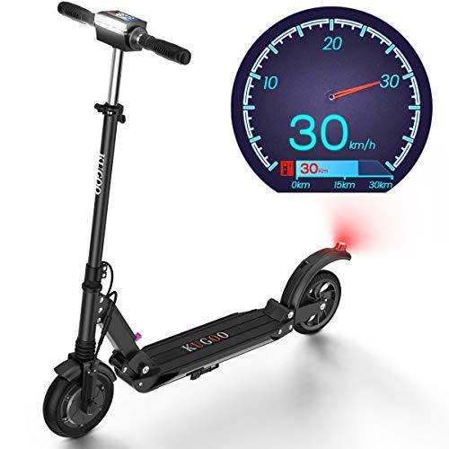 urbetter Elektro Scooter, 350W Motor Geschwindigkeit 30km/h, 30km Laufleistung...
