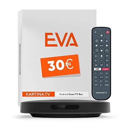 Kartina Eva IPTV Receiver Russisches...