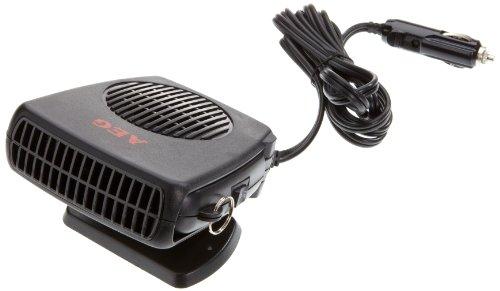 AEG 97201 Scheibenenteiser mit Lüfter, warm / kalt, 150 Watt, mit 12 V...