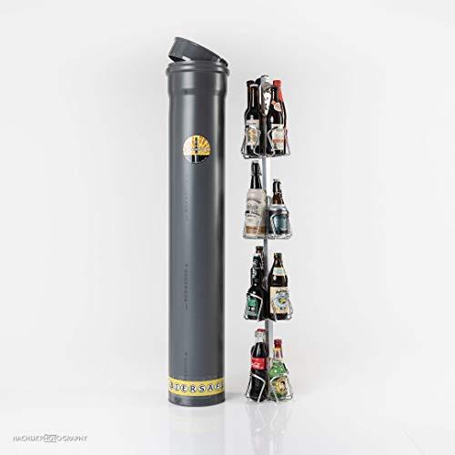BIERSAFE: Outdoor/Garten Erdloch Bier Kühler, Beer Safe Cooler/Rohr/Kühlschrank ohne Strom, Bar-Gadget!
