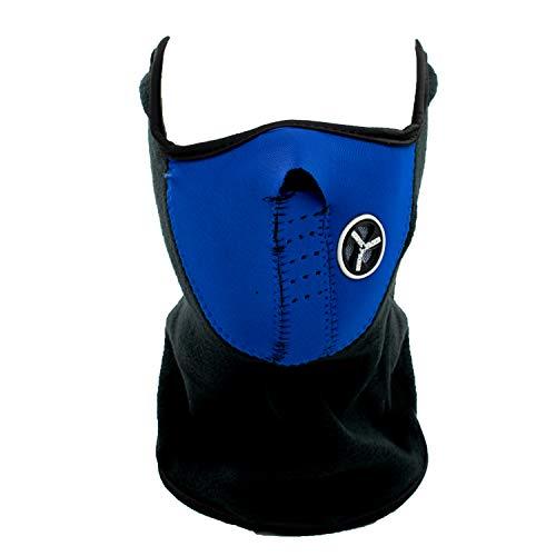TRIXES Sportmaske als Kälteschutz für Ski, Snowboard, Fahrrad, Motorrad -...