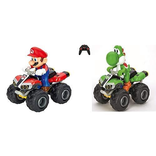 Carrera RC 370200996 - Mario KartTM 8, Mario Quad &  RC 370200997 - Mario KartTM 8, Yoshi Quad