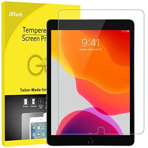 2 St/ück iPad Pro 9,7-Zoll 9,7 Zoll, 2018//2017 Modell, 6.//5.Generation JETech Displayschutzfolie kompatibel mit iPad iPad Air 2 iPad Air 1