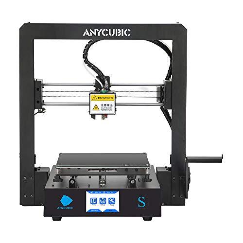 ANYCUBIC MEGA-S 3D Drucker mit Guter Qualität, neuem Extruder, Stabilen...