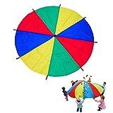 Wisolt 3m schommeldoek voor kinderen en gezin - kleurrijk ...