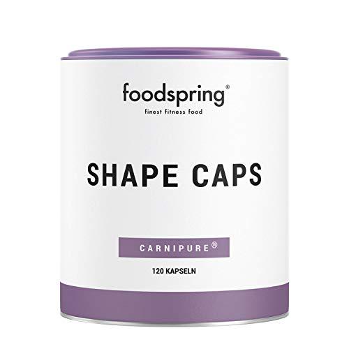 foodspring Shape Caps, 120 Stück, Mit Garcinia Cambogia, Zur Hilfe beim Figurtraining, Hergestellt in Deutschland mit sorgfältig ausgewählten...