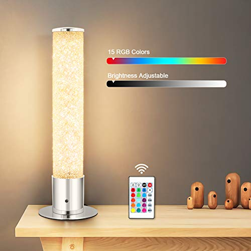 6W LED bordlampe kan dimmes, Oraymin bordlampe ...