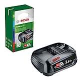 Аккумулятор Bosch PBA 18V 2.5Ah (система 18 вольт, аккумулятор 2.5Ah, в ...