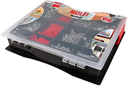 059110 Fischer Spreizd/übel SX 6 x 30 H K SB-Karte 8 x Winkelhaken 4,2 x 40