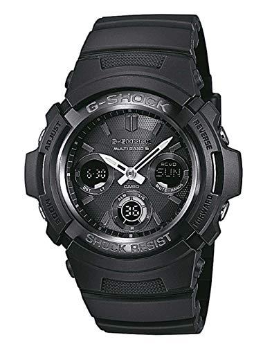 Casio G-Shock Solar- und Funkuhr AWG-M100B-1AER