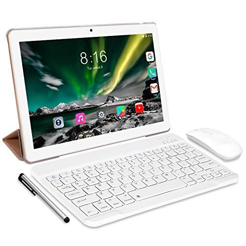 Tablet Android 10.0 - TOSCIDO Tablets 10 Zoll 4 GB/RAM,64 GB/ROM Tablet...