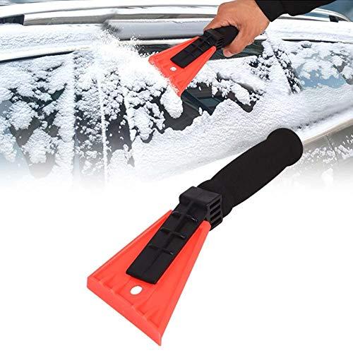 Set 2 in 1 tragbare Auto-Windschutzscheiben-Schneeschaufel 95250 mm +...
