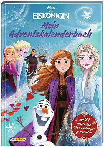 Disney - Die Eiskönigin: Mein Adventskalenderbuch (mit...