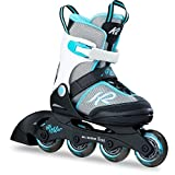 K2 Inline Skates MARLEE For Girls With K2 Softboot, Blue, 30B0202
