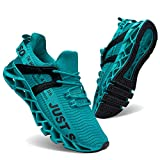 JSLEAP men running shoes sports shoes road running shoes sneakers men tennis shoes fitness shoes ...