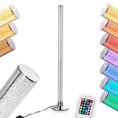 LED gulvlampe Flaut, dimbar gulvlampe ...